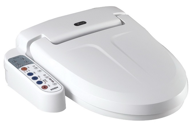 Spa Toilet Seat : Spa luxury auto electronic toilet seat elongated only msrp